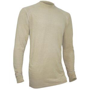 XGO FR Phase 1 Men's Long Sleeve Shirt Modacrylic/FR Rayon Blend XL Desert Sand
