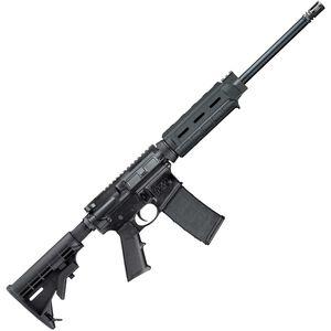 "S&W M&P15 Sport II AR-15 5.56 NATO Semi Auto Rifle 16"" Barrel 30 Rounds MOE M-LOK Handguard Black"