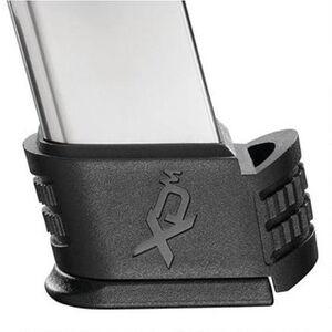 Springfield Armory XDM 3.8 9/40 Compact Magazine X-Tension Sleeve for Backstrap #2 Polymer Black XDM5002C