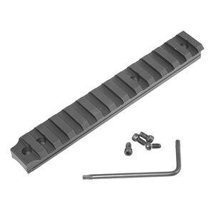 Ruger Precision Rimfire Picatinny Scope Base Rail 30 MOA Black