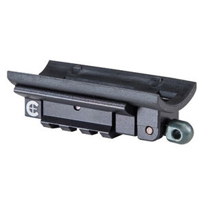 Caldwell Shooting Supplies Swivel Stud to Picatinny Rail Adapter Plate Aluminum Matte Black 156716