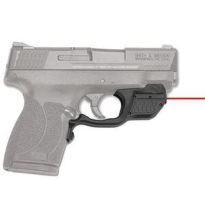Crimson Trace Laserguard Smith & Wesson M&P 45 Shield Red Laser