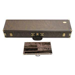 """Browning Traditional Two Shotgun Hard Locking Case 34"""" Brown 142890"""