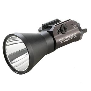 Streamlight TLR-1 Game Spotter Green LED Weaponlight 150 Lumen 2x CR123A Batteries Toggle Switch Picatinny Mount Aluminum Body Black 69227