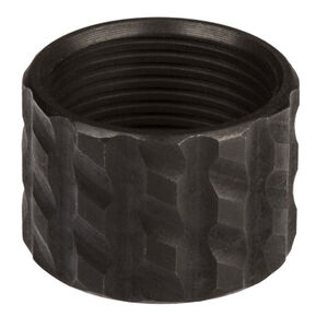 CruxOrd 0.578-28 Thread Protector Stainless Steel Blackened