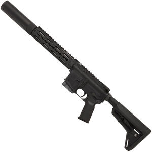 """Tactical Solutions TSAR-300 Complete .300 AAC Blackout Semi Auto Rifle 10 Rounds 16.1"""" Barrel KeyMod Forend Black"""