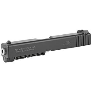 Advantage Arms GLOCK 19/23 Gen 3 Conversion Kit .22 Long Rifle 10 Rounds Black