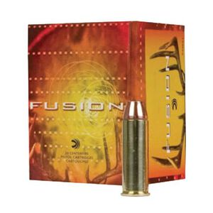 Federal .500 S&W Ammunition 20 Rounds Fusion JHP 325 Grain
