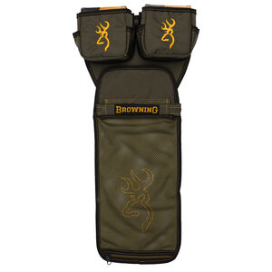 Browning Summit Military Pouch Shell Holder Ripstop OD Green