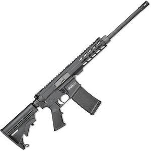 "Rock River LAR-15 RRAGE Carbine 5.56 NATO AR-15 Semi Auto Rifle 16"" Barrel 30 Rounds Free Float M-LOK Handguard Collapsible Stock Black"
