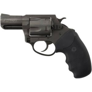 """Charter Arms Pitbull Revolver .40 S&W 2.3"""" Barrel 5 Rounds Rubber Grips Nitride Finish 64020"""
