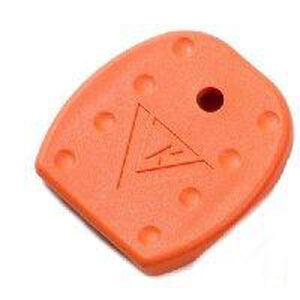TangoDown Vickers Tactical Magazine Floor Plate For GLOCK Polymer Orange VTMFP-001-ORN