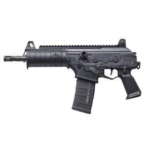 "IWI Galil Ace Semi Auto Pistol 5.56 NATO 8.3"" Barrel 30 Rounds Tritium Sights Milled Steel Receiver Picatinny Top Rail Tri-Rail Forearm With Rail Covers Matte Black"