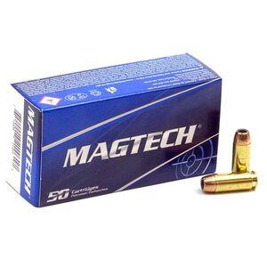 Magtech 10mm Auto Ammunition 50 Rounds JHP 180 Grains 10B