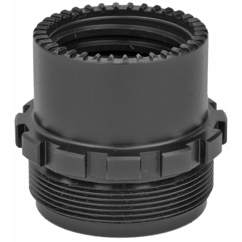 Yankee Hill Machine Phantom QD Adapter Suppressor Conversion Device Black
