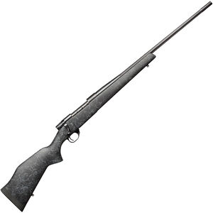 "Weatherby Vanguard Wilderness Bolt Action Rifle 6.5-300 Wby Mag 26"" Fluted Barrel 3 Rounds Synthetic Stock Blued Finish"