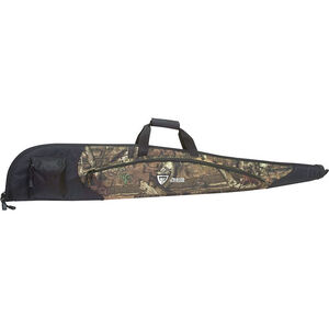 "Plano Gun Guard 400 Series Shotgun Case 54""x8.5""x2.5"" High Density Foam 600D Nylon Mossy Oak Infinity Camo"