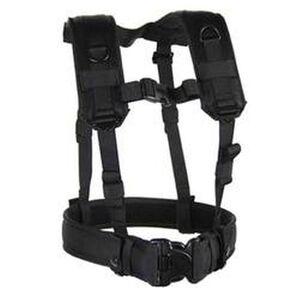 BLACKHAWK! Load Bearing Suspenders Harness Black