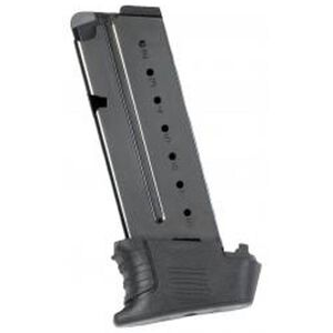 Walther PPS 8 Round Magazine 9mm Large Base Steel Blued