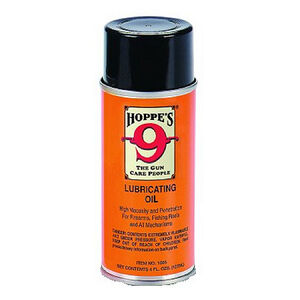 Hoppe's Lubricating Oil 4 oz Aerosol Can 10 Pack