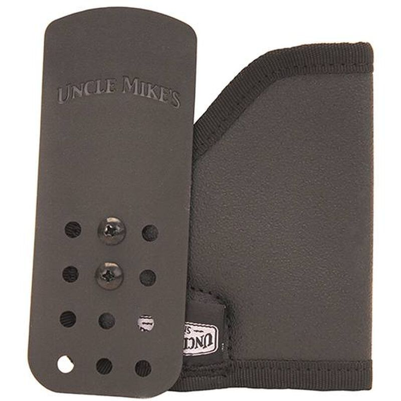 Uncle Mike's Advanced Concealment Inside the Pocket Holster Size 1-For Ruger Lcp 380, Kahr 380 Kel-Tec