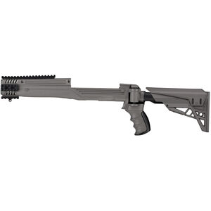 ATI Ruger Mini-14 Strikeforce Stock with Scorpion Recoil System Destroyer Gray B.2.40.1210