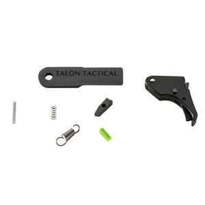 Apex Tactical Enhancement Trigger Duty/Carry Kit Fits S&W M&P Shield .45 ACP Pistols Aluminum Matte Black