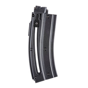 Walther Arms Hammerli Tac R1 10 Round Magazine .22 Long Rifle Polymer Matte Black Finish