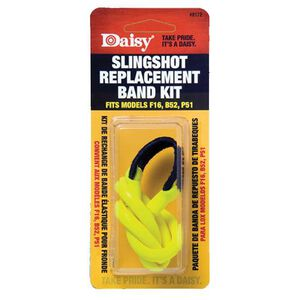 Daisy Replacement Slingshot Band Yellow 8172