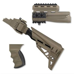 Advanced Technology AK-47 Strikeforce Tactlite Package With Scorpion Recoil System Flat Dark Earth B.2.20.1250