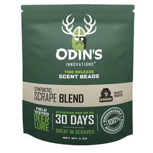 Odin's Innovations Scrape Blend Scent Pellets Deer Hunting Lure Biodegradable 4 oz Bag