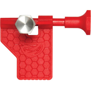 Real Avid AR-15 Pivot Pin Installation Tool Polymer Red