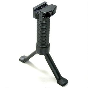Grip Pod Systems AR-15 Vertical Forward Grip Aluminum Legs Polymer Black GPS-SAW-CL
