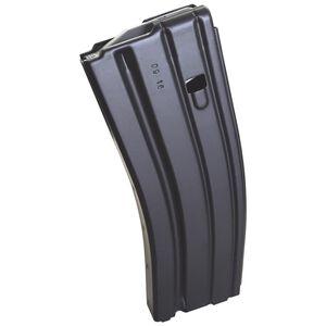 D&H Tactical AR-15 .223/5.56 30 Round Aluminum Magazine With Magpul Anti-Tilt Follower Black Anodized