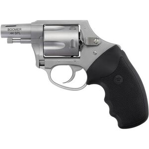 "Charter Arms Boomer 44 Special Revolver 5 Rounds 2"" Barrel Stainless Finish"