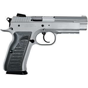 "EAA Witness Steel Full Size 9mm Luger Semi Auto Handgun 4.5"" Barrel 17 Rounds Black Synthetic Grips Wonder Finish"
