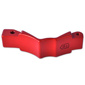 Phase 5 Weapons Systems AR-15 Winter Trigger Guard Billet Aluminum Red WTG-RED
