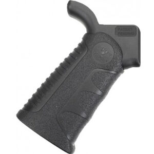 XTech Tactical AR-15 Heavy Texture ATG Adjustable Tactical Grip Polymer Black