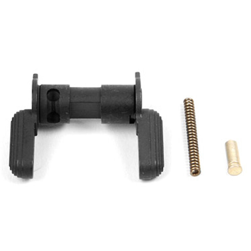 LBE Unlimited AR-15 Ambidextrous Safety Selector Assembly Black ARAMBISL