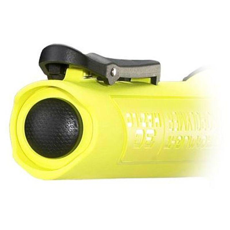 Streamlight 3C ProPolymer HAZ-LO LED Flashlight 150 Lumen 3x C Batteries Tail Cap Switch Pocket Clip Polymer Yellow 33820