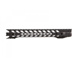 "Fortis Manufacturing 14.4"" Night Rail AR-15 Free Float KeyMod Rail System Black NTR-14-KM"