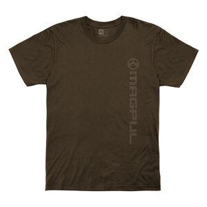 Magpul Vert Logo Cotton T-Shirt 3XL Cotton Brown
