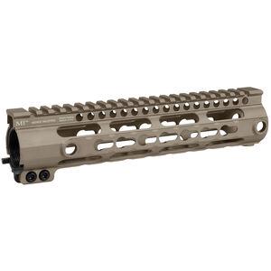 """Midwest Industries AR-15 G3 SS-Series KeyMod Handguard 9"""" Aluminum Flat Dark Earth MI-SSK9G3-FDE"""