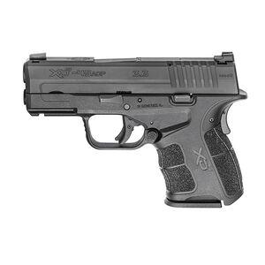 "Springfield Armory XD-S Mod.2 .45 ACP Semi Auto Pistol 3.3"" Barrel 6 Rounds Tritium Front Sight 2 Magazines Black"