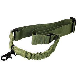 JE Machine Single-Point Bungee Sling Green