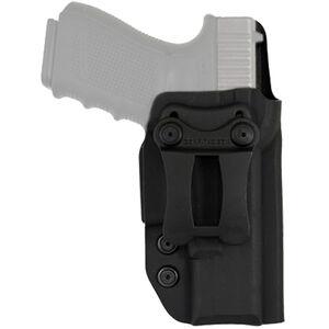 Comp-Tac Infidel Max Holster SIG P250/P320 SC 9mm/.40 IWB Right Handed Kydex Black