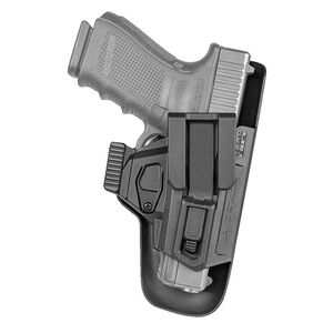 "FAB Defense Scorpus Covert IWB Holster Multiple Handguns Right Hand Up to 1.75"" Belts Polymer Black"