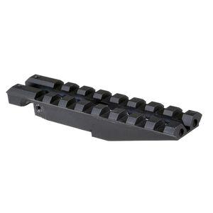 Strike Industries AK-47 Rear Sight Rail For Low Profile Red Dot Optics Black SI-AKRR
