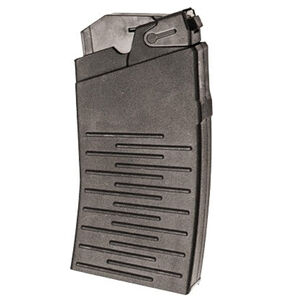 Molot/FIME VEPR12 12 Gauge Shotgun Magazine 5 Round Capacity Metal Reinforcement Weapons Grade Polymer Body/Follower/Floor Plate Matte Black M-VPR12-5