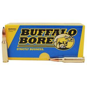 Buffalo Bore .308 Win 150 Grain Spitzer 20 Round Box